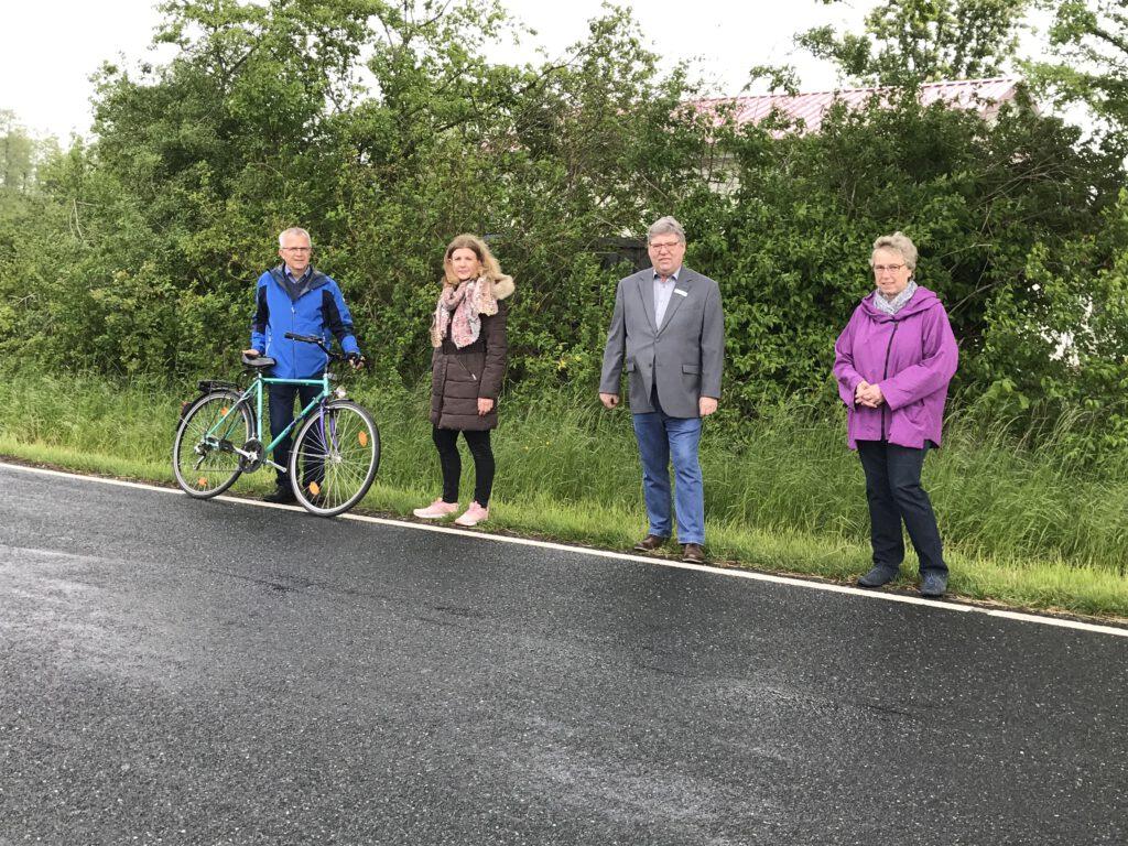 Radweg für Wehnsen – Dedenhausen: Über (Kreis-) Grenzen hinweg denken, diskutieren und planen