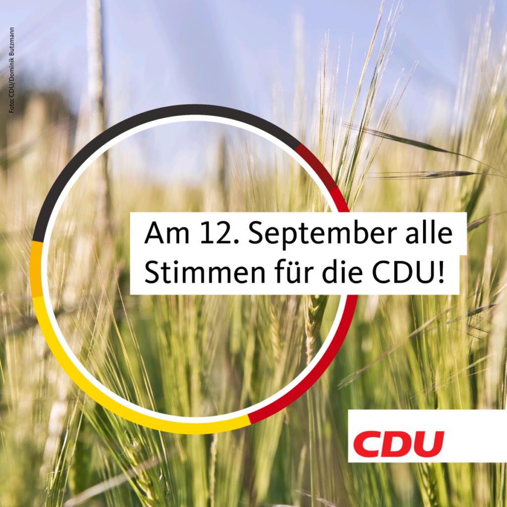CDU Edemissen startet motiviert in den Wahlkampf